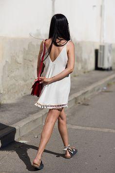 The Sartorialist / On the Street…..Goodbye Summer, Florence  // #Fashion, #FashionBlog, #FashionBlogger, #Ootd, #OutfitOfTheDay, #StreetStyle, #Style