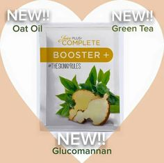 Fabulous new product Booster!!