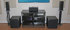 Emotiva BasX Home Theater Audio System - Full System