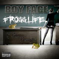 Boy Face - FROGG LIFE