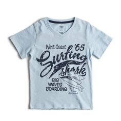 OshKosh graphic printed tee. For the surfer boys out there!