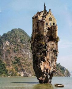 Wow... Found @earthexclusive -  Would you dare to live here?  By unknown #earthexclusive