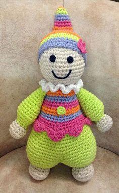 44 Awesome Crochet Amigurumi Patterns For You Kids para 2019 Parte amigurumi para . Crochet Animal Patterns, Stuffed Animal Patterns, Crochet Patterns Amigurumi, Amigurumi Doll, Crochet Animals, Baby Patterns, Fabric Yarn, Knitted Dolls, Diy Doll
