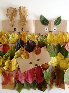 DIY Forest Friends Headband for Kids [wonderful way to look for same/different. Thx from Mrs. A at http://123kindergarten.com]