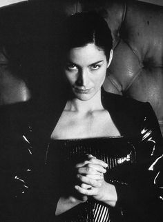FC: Carrie Anne Moss) My name is Trinity. My body was abducted, but I was created here. The scientists were trying to give an experiment the ability to go into any computer, but then I took over the adaptation program, which allowed me to evolve into a virtually undetectable virus; I spread across and took over my host before they could do anything. My hosts abilities are advanced martial arts, the ability to slow down and minimally alter reality, and transporting into computers of course.