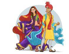 "Check out new work on my @Behance portfolio: ""Marathi Wedding"" http://be.net/gallery/44358881/Marathi-Wedding"