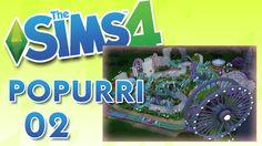 Los Sims 4 / POPURRI 02 / LA NORIA ♥tesasims♥