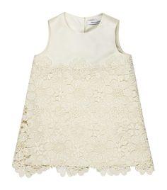 Dolce & Gabbana Crochet Dress   Harrods