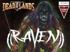 """Our Kickstarter for """"Deadlands: Raven"""" is going gangbusters! #DeadlandsRaven"""
