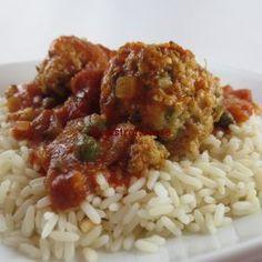 Boulettes de poisson blanc à la sauce tomate Mxit l'Info