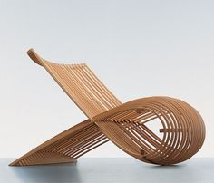 Wood Chair 1988 - Marc Newson