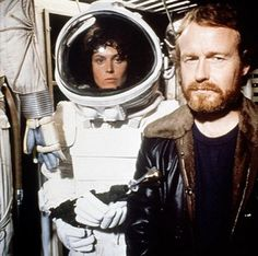 Sigourney Weaver nicks the last spacesuit. Let's hope Ridley Scott can breathe.