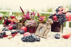 Терпкое вино: свадьба Антона и Татьяны - WeddyWood