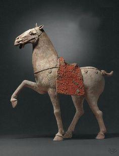 Tang DynastyFigure of a Horse