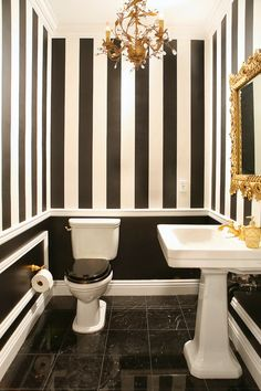 Less-Than-Perfect Life of Bliss: Black Bathrooms