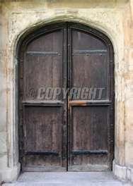 Love vintage wooden doors