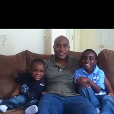 The love of a father and sons...