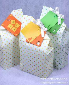 클립과 색지로 장식하는 컨추리스타일 봉투 : 네이버 블로그