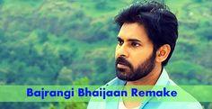moviestalkbuzz: Bajrangi Bhaijaan Remake With Pawan?
