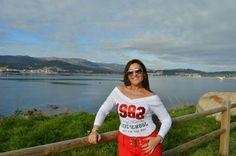 #anabelycarlos disfrutando de un magnífico día de primavera por las rias gallegas!!