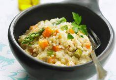 Risotto traditionnelVoir la recette duRisotto traditionnel >>