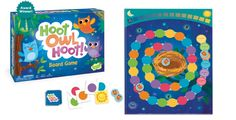 Peacable Kingdom may be our favorite new company of 2011! We met them at ChiTag and instantly fell in love with their cooperative games! Their games are so attractive and SO well made! Hoot Owl Hoot is one of my favorites! With the addition of our Tic Tack (Pre-K) program, cooperative games have become a very important part of our curriculum.