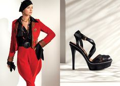 The perfect luxurious accessory pairings from Ralph Lauren Collection
