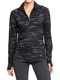Women's Active by Old Navy 1/4-Zip Jackets