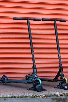 "Blunt Envy Prodigy Series 8 street scooter deck-Noir 4.9/"""