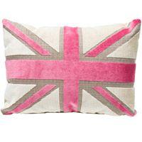 Rule Britannia in perfect pinks