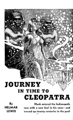 Journey In Time To Cleopatra