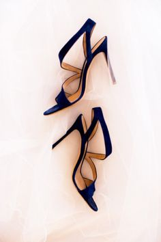 navy wedding shoes