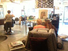 Au Salon in Portland, OR
