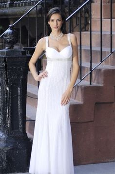white dresses | White prom dress allow you to look elegant with white. It comes with ...