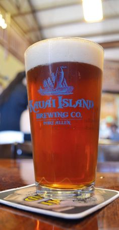 Kauai Island Brew - we'll be there in July :)