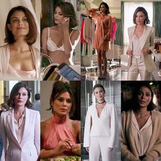 Spring Summer Fashion, Autumn Winter Fashion, Dynasty Clothing, Nathalie Kelley, Lawyer Outfit, Beautiful Female Celebrities, Fashion Tv, Look Chic, All About Fashion