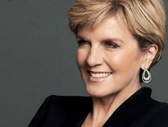 Foreign Minister Julie Bishop is in Vogue this month.