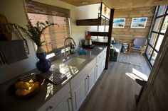 SoCal Surfer House, Tiny House Nation
