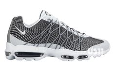 Here is a preview of the Nike Air Max 95 Ultra Jacquard that will release later this year.