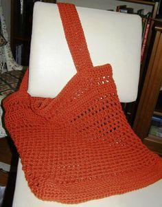 Free crochet market bag pattern, my favorite so far