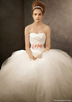 Vera Wang weddingdress