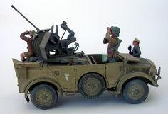 Horch 1a mit Flak 38