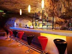 Alux Caverna Bar - Playa del Carmen, Mexico