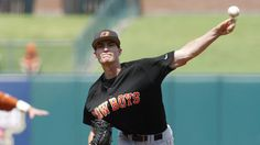 MLB:  Miami Marlins chose Andrew Heaney with the 9pick in Monday's First-Year Player Draft. The Marlins, always in the market for pitching, selected the left-hander from Oklahoma State University. Heaney was the Big 12 Conference Pitcher of the Year and a Division I First-Team All-American. The left-hander finished his junior season with an 8-2 record with a 1.60 ERA in 15 starts.  keepinitrealsports.tumblr.com  keepinitrealsports.wordpress.com  Mobile- m.keepinitrealsports.com