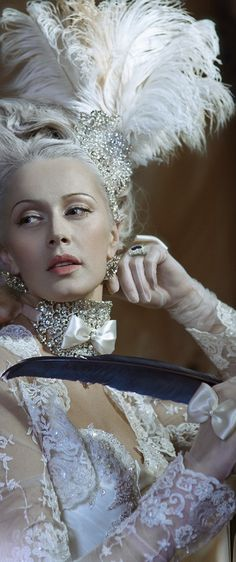 ~Marie Antoinette | The House of Beccaria #rococco return