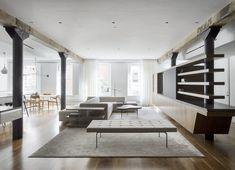 Tribeca Loft,© Matthew Williams