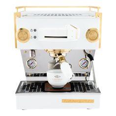 DREAM Espresso Machine Craftsman Series: Pantechnicon Linea Mini | La Marzocco