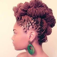 My Sisterlocks Journey - June 01 2019 at Ethnic Hairstyles, Trending Hairstyles, Afro Hairstyles, Pretty Hairstyles, Haircuts, Braided Hairstyles For Wedding, Formal Hairstyles, Braided Updo, Dreads Styles