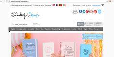 http://www.mrwonderfulshop.es/es/ AMO esta página. Me gustaría mucho tener un negocio así en México de diseño que inspire.