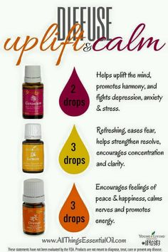 Diffuse Uplift & Calm